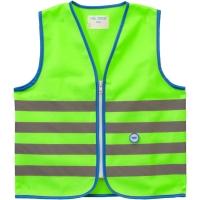 5e0ac3dc3e57bb Wowow Fun Jacket Kamizelka odblaskowa dziecięca zielona