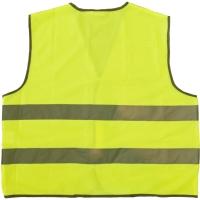 Wowow Mesh Gilet Adult Kamizelka odblaskowa żółta