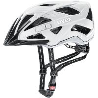 Uvex City Active Kask rowerowy miejski white mat