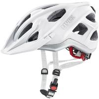 Uvex City Light Kask rowerowy miejski white mat