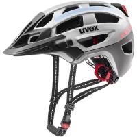 Uvex Finale Light Kask rowerowy miejski silver