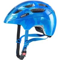 Uvex Finale Junior Kask rowerowy dziecięcy blue