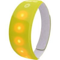 Wowow Lightband Opaska odblaskowa LED żółta