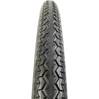 Michelin WorldTour Opona miejska 26 x 1 1/2 czarna transparentna drutowa