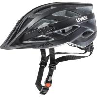 Uvex I vo cc Kask rowerowy szosowy MTB black mat