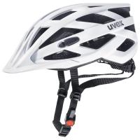 Uvex I vo cc Kask rowerowy szosowy MTB white mat