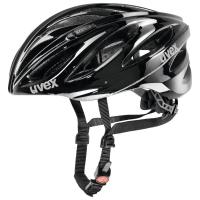 Uvex Boss Race Kask rowerowy szosowy black