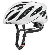 Uvex Boss Race Kask rowerowy szosowy white