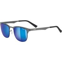 Uvex LGL 32 Okulary przeciwsłoneczne gun mirror blue