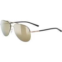 Uvex LGL 40 Okulary przeciwsłoneczne gold mat mirror gold