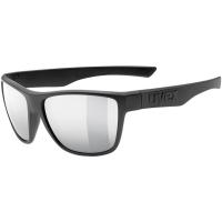 Uvex LGL 41 Okulary przeciwsłoneczne black mat mirror silver