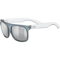 Uvex Sportstyle 511 Okulary przeciwsłoneczne dla dzieci grey clear litemirror silver