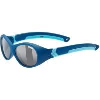 Uvex Sportstyle 510 Okulary przeciwsłoneczne dla dzieci dark blue mat smoke