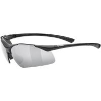 Uvex Sportstyle 223 Okulary sportowe black litemirror silver
