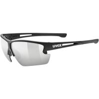 Uvex Sportstyle 812 Okulary sportowe black mat litemirror silver