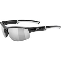 Uvex Sportstyle 226 Okulary sportowe black white litemirror silver