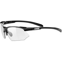 Uvex Sportstyle 802 V Okulary sportowe black smoke