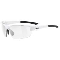 Uvex Sportstyle 612 VL Okulary sportowe white variomatic lite