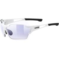 Uvex Sportstyle 803 Race VM Okulary sportowe white litemirror blue