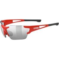 Uvex Sportstyle 803 Race VM Small Okulary sportowe red litemirror silver