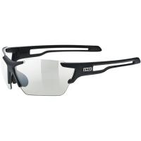 Uvex Sportstyle 803 V Okulary sportowe black mat variomatic smoke