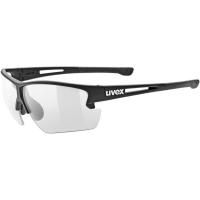 Uvex Sportstyle 812 V Okulary sportowe black mat variomatic smoke
