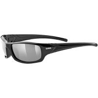 Uvex Sportstyle 211 Pola Okulary sportowe black polavision smoke