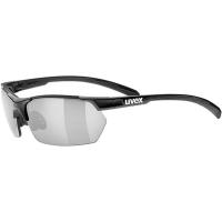 Uvex Sportstyle 114 Okulary sportowe z wymiennymi szkłami black mat