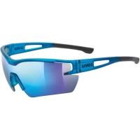 Uvex Sportstyle 116 Okulary sportowe z wymiennymi szkłami blue mat