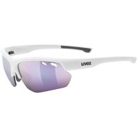 Uvex Sportstyle 115 Okulary sportowe z wymiennymi szkłami white