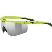 Uvex Sportstyle 117 Okulary sportowe z wymiennymi szkłami yellow