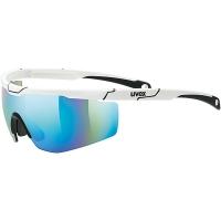 Uvex Sportstyle 117 Okulary sportowe z wymiennymi szkłami white