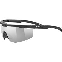 Uvex Sportstyle 117 Okulary sportowe z wymiennymi szkłami black mat