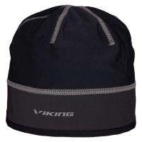 Viking Cross Country Palmer Czapka z membraną czarno szara