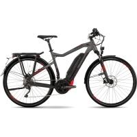 Haibike SDURO Trekking S 8.0 Rower elektryczny Yamaha 500W Shimano Deore XT 2019