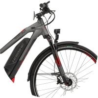 Haibike SDURO Trekking S 8.0 Rower elektryczny damski Yamaha 500W Shimano Deore XT 2019