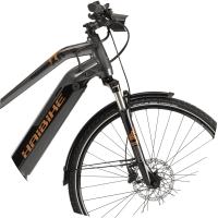 Haibike SDURO Trekking 6.0 Rower elektryczny damski Yamaha 250W Shimano Deore XT 2019