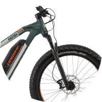 Haibike XDURO FatSix 8.0 Rower elektryczny Yamaha 250W Sram NX 2019