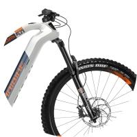 Haibike XDURO AllMtn 5.0 Rower elektryczny Flyon Sram NX 2020