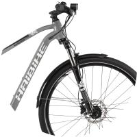 Haibike SEET HardNine 3.5 Street Rower Hardtail 29 Shimano Acera 3x8 2019