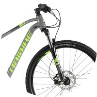 Haibike SEET HardNine 4.0 Rower Hardtail 29 Shimano Deore 3x9 2019