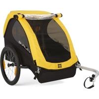 Burley Bee Przyczepka rowerowa dla dziecka dwuosobowa