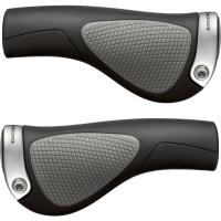 Ergon GP1 Chwyty kierownicy ergonomiczne czarno szare