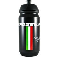 Rogelli Tacx Team Bidon rowerowy 500ml czarny