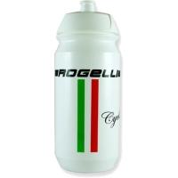 Rogelli Tacx Team Bidon rowerowy 500ml biały