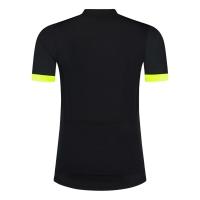 Rogelli Perugia 2.0 Koszulka rowerowa z krótkim rękawem czarna 2019