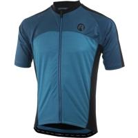 Rogelli Mantua 3.0 Koszulka rowerowa z krótkim rękawem niebiesko czarna 2019
