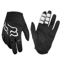 Fox Dirtpaw Junior Rękawiczki Dziecięce długie FR DH MX Black 2019