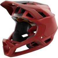 Fox Proframe Kask rowerowy DH Full Face Cardinal