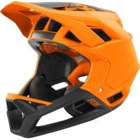 Fox Proframe Kask rowerowy DH Full Face Atomic Orange